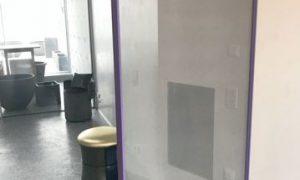 Glastrennwand nach Maß Rimadesio München